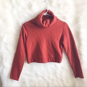🆕 Alo Yoga Soleil Crop Sweater